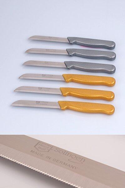 Meyve Ve Sebze Bıçağı Tırtıklı 6 Adet