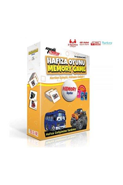 Hafıza Oyunu - Taşıtlar Serisi