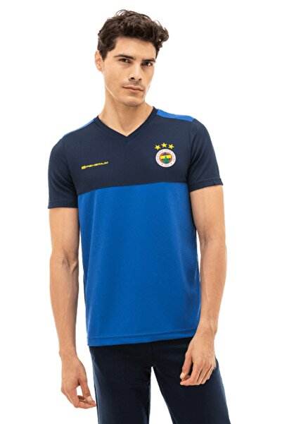 Fenerbahçe 2019/20 Futbol A Takım Hoca Antrenman T-Shirt AT010E9S02
