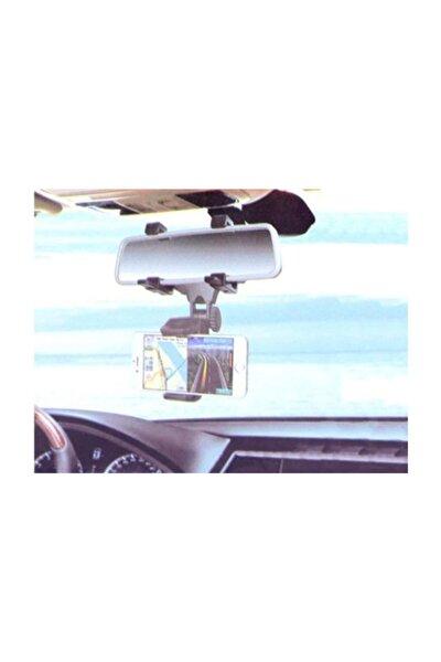 Aynaya Takılan Araç Içi Telefon Tutucu