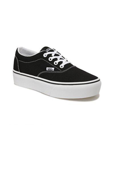 WM DOHENY PLATFORM Siyah Kadın Sneaker Ayakkabı 100580593
