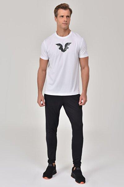 Beyaz Erkek T-shirt  GS-8843