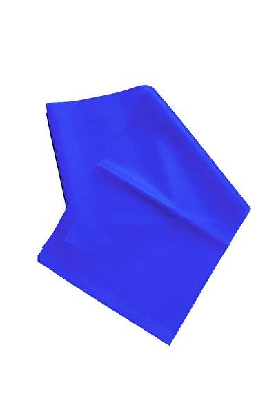 Pilates Lastiği Mavi Sert Direnç Ce10m