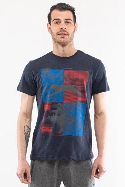 KEPLER Erkek T-Shirt Lacivert ST10TE062
