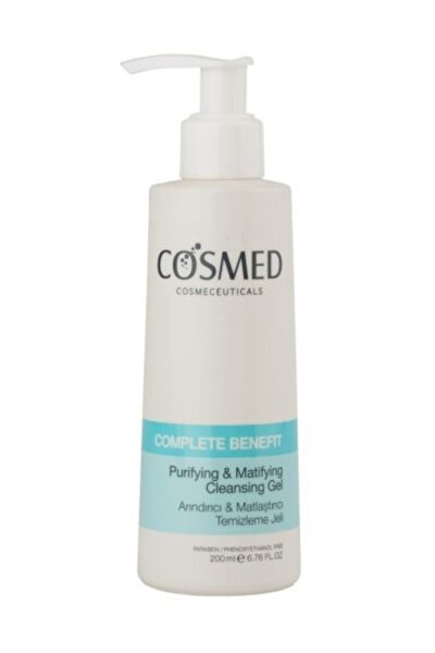 Complete Benefit Cleansing Gel 200 ml