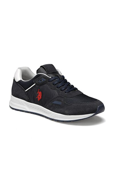Lacivert Beyaz Erkek Sneaker NORAHO