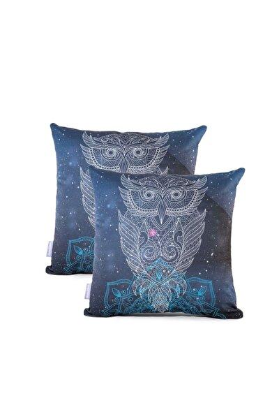 2'li Kırlent Owl