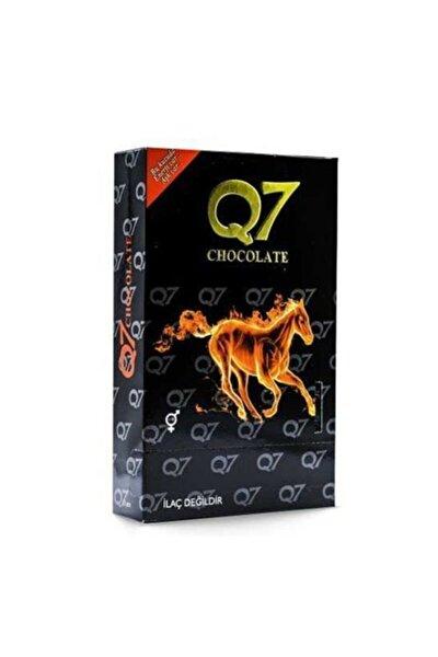 Q7 Afrodizyak Çikolata 12 Adet 35 gr