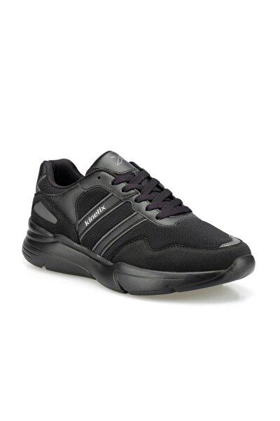 Santa Mesh M Siyah Erkek Sneaker Ayakkabı
