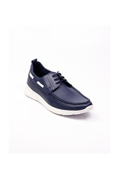 Lacivert Erkek Günlük Ayakkabı Lacivert-43