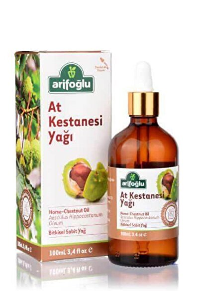 At Kestanesi Yağı 100 ml 8692530921556