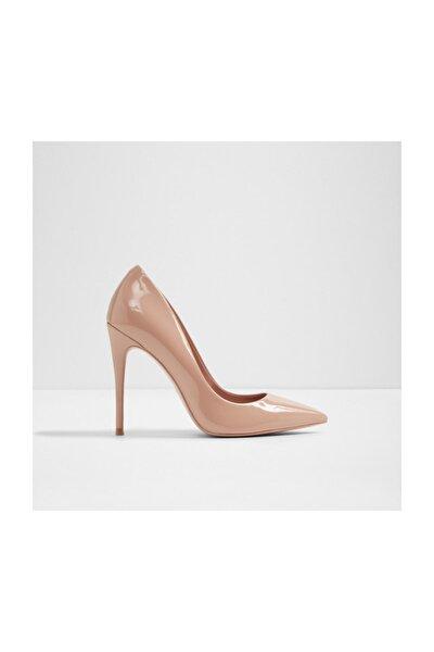 Kadın Açık Pembe Sentetik Klasik Topuklu Ayakkabı 58885