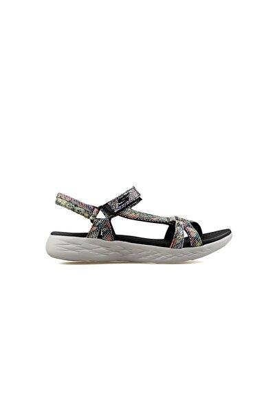 Kadın Günlük Sandalet 16320-bkw On-the-go 600