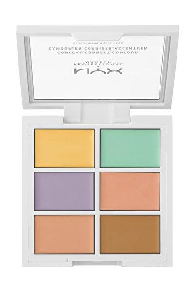 Kontür Paleti - Color Correctiong Palette 63 g 800897834722