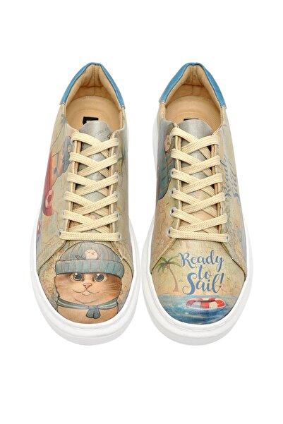 Ready To Sail Kadın Sneaker dgs020-myr018