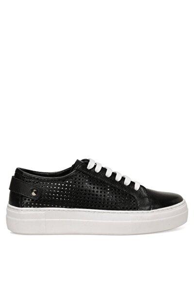EDITH Siyah Kadın Sneaker Ayakkabı 100526012