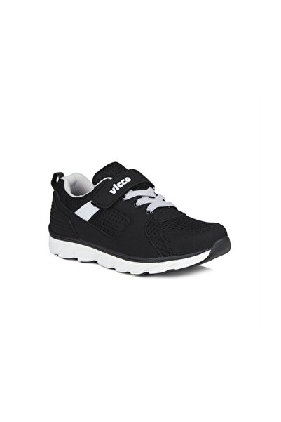 Speed Spor Ayakkabı Siyah