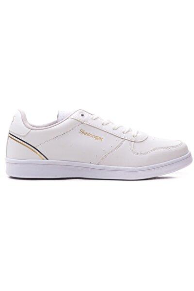Günlük Giyim Erkek Ayakkabı Beyaz / Altın