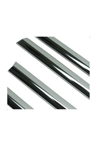 Citroen C4 (hb) Krom Cam Çıtası 8 Parça 2005-2010 Paslanmaz Çelik