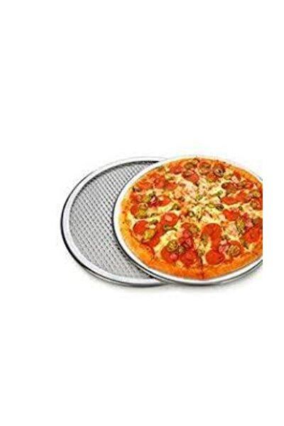 Pizza Screen 42 cm Alüminyum Paslanmaz Pizza Tavası