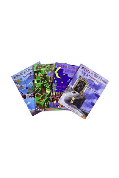 4. Sınıf Matematik Ve Türkçe Temelli Zeka Oyunları