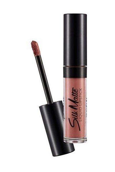 Likit Mat Ruj - Silk Matte Liquid Lipstick 002 Fall Rose 8690604397280