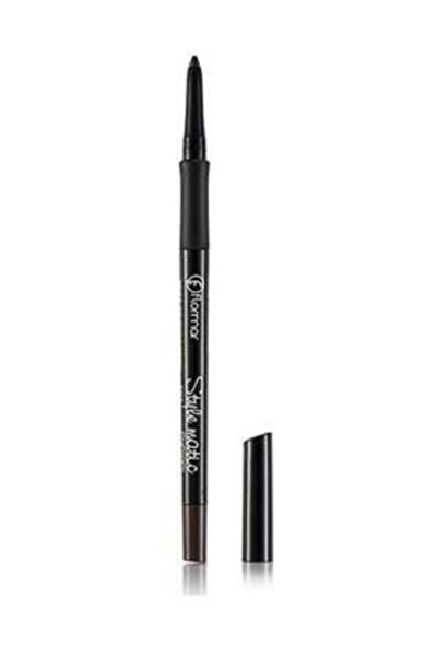 Kahverengi Eyeliner - Style Matic Eyeliner S01 Chocolate Cream 8690604190485