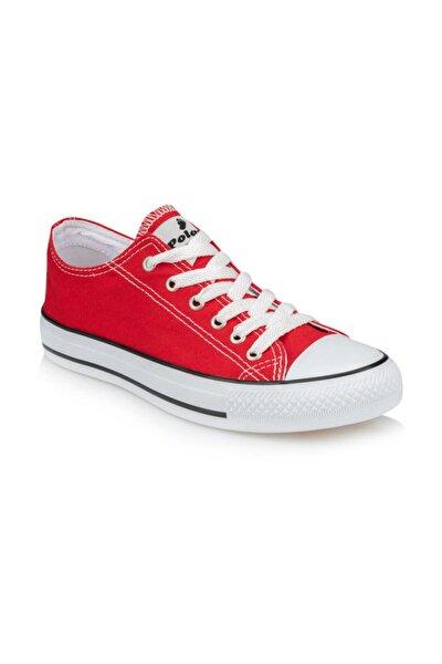 91.351646.Z Kırmızı Kadın Sneaker Ayakkabı 100375803