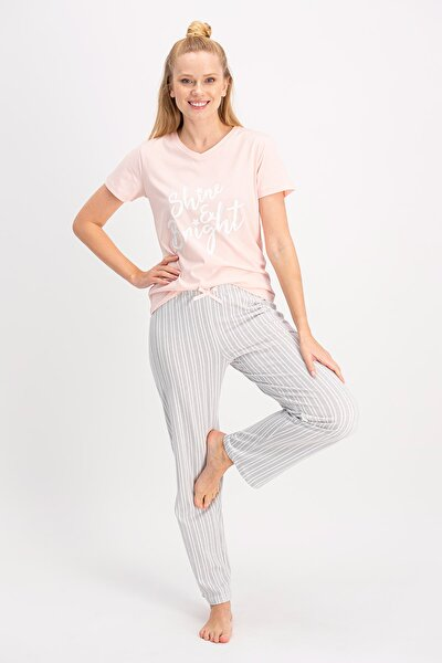 Living Somon Kadın Pijama Takımı