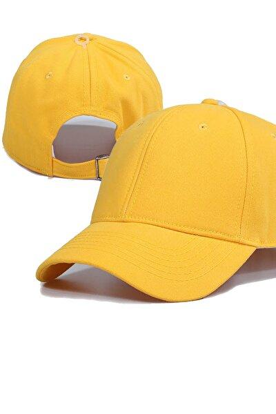 Düz Unisex Snapback Şapka