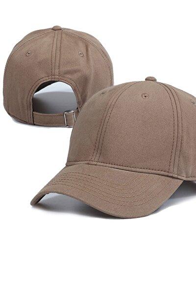 Cap Şapka Unisex Pamuklu Şapka