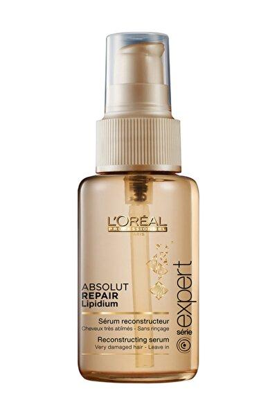 Yıpranmış Saçlar için Besleyici Serum 50 ml - Absolut Repair Gold Quinoa + Protein 3474636481835