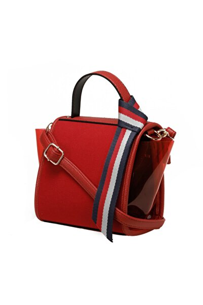 SWDRN2021 Kırmızı Kadın El Çantası 100515791