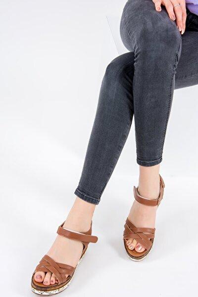Taba Kadın Sandalet F288071409