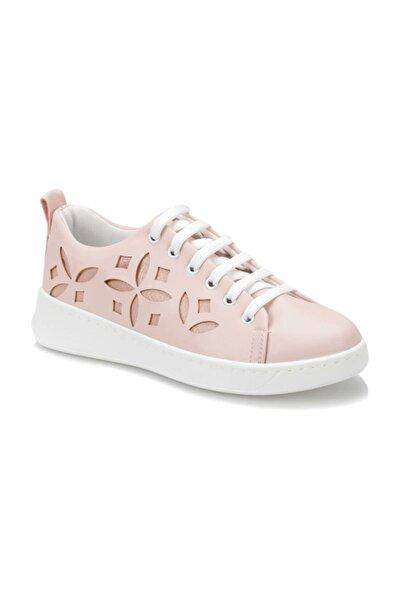 CS19071 Pudra Kadın Sneaker Ayakkabı 100382760