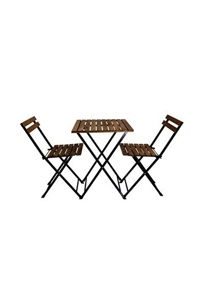 Bistro Masa Sandalye Takımı - Bahçe Masası ve Bahçe Sandalyesi