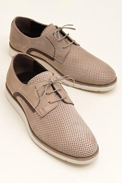 WADLEY Hakiki Deri Kum Erkek Ayakkabı