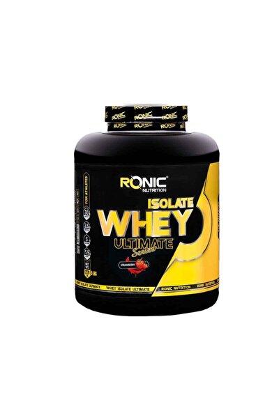 Whey İsolate Protein Tozu Çilek Aromalı 2270 Gr + 3 Adet Hediyeli