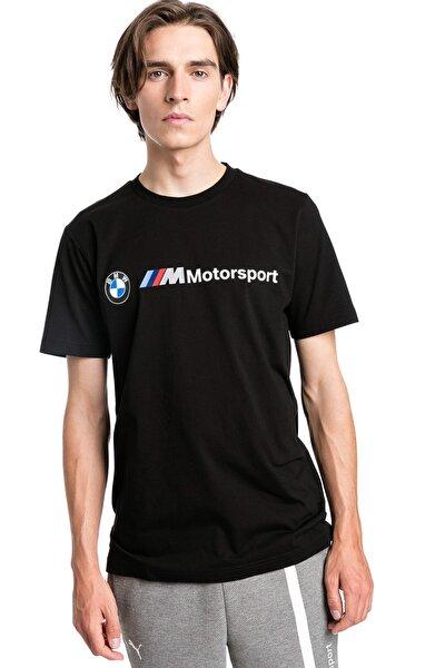 BMW M Motorsport Logo Erkek T-Shirt