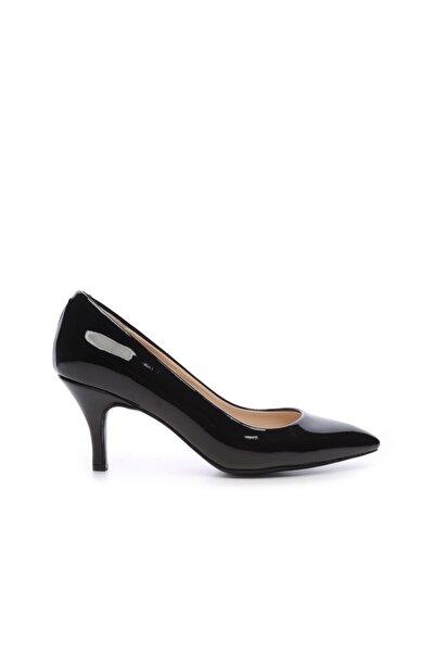 Kadın Vegan Stiletto Ayakkabı 723 2701 BN AYK Y19