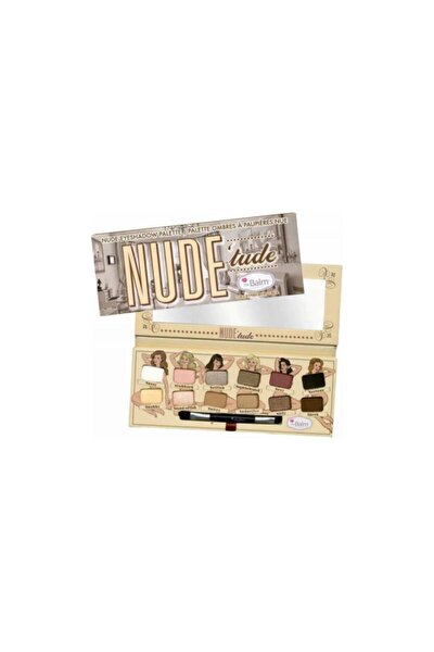Nude Eyeshadow Palette Far Paleti Tude
