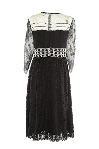Kadın Sıyah Elbise IS1190002183