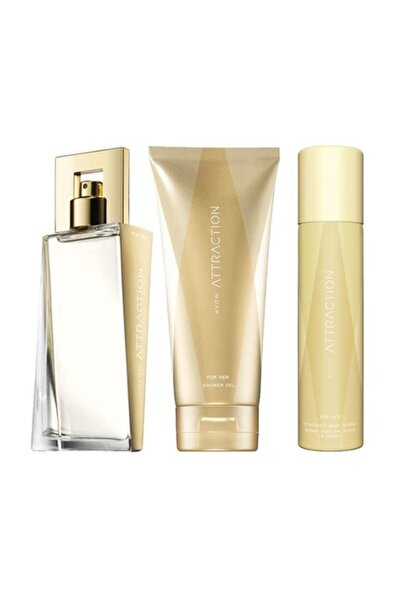 Attraction Kadın Parfüm Seti 5050000010542