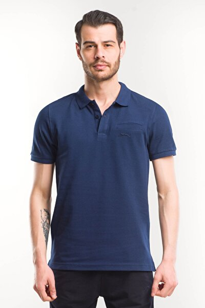 PARTY Erkek T-Shirt Lacivert ST10TE106