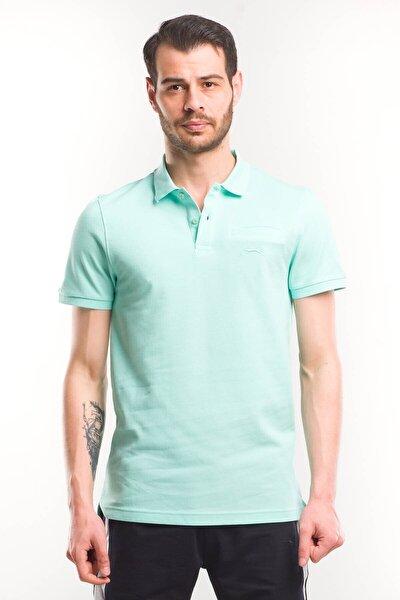PARTY Erkek T-Shirt Yeşil ST10TE106