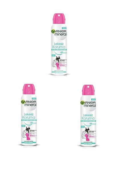 3 Lü Set Anti - Perspirant Sprey Deodorant - Lekesiz Koruma 150 ml