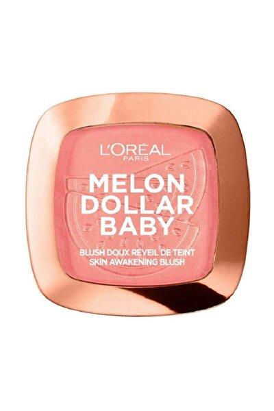 Kadın Pembe Allık - Wake Up and Glow Blush 03 Melon Dollar Baby 3600523707157