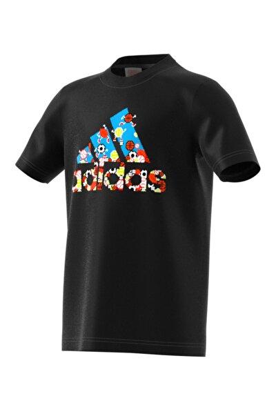Çocuk Spor T-Shirt JB MH GAME BOS