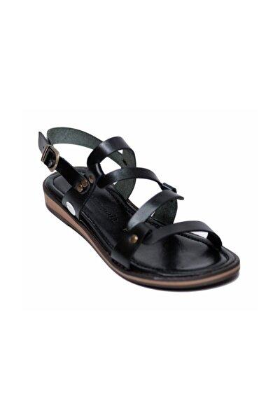 Kadın Sandalet Siyah D20ys 1780