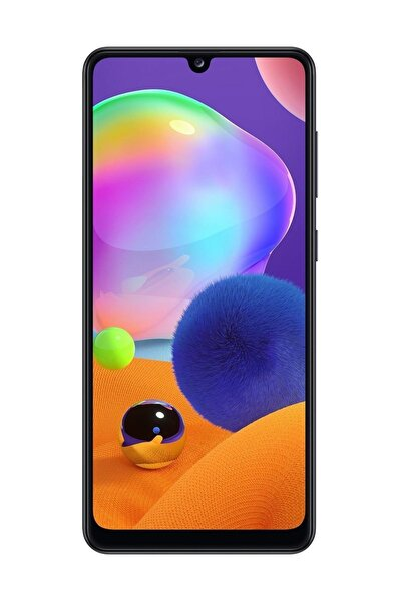 Galaxy A31 128GB Siyah Cep Telefonu (Samsung Türkiye Garantili)
